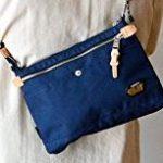 コンパクトに小さく必要なものを持って出かけよう!おすすめサコッシュや小さめバッグ!