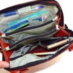 旅行にも便利!ソロツーリスト、ノーマディック、ポーターの収納力の高いショルダーバッグ!