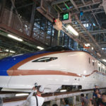北陸新幹線に乗って、ドラえもんに会いに行こう!番外編~『白山総合車両所 一般公開』に行ってみた~