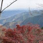一人で御岳山から日の出山の紅葉撮影ハイキング!帰りには温泉も!①服装や持ち物は!ザックのおすすめもあるよ。