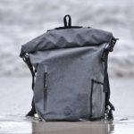 完全防水のバッグとは!Code10が防水も防犯も見た目もかっこよくで抜群な件。